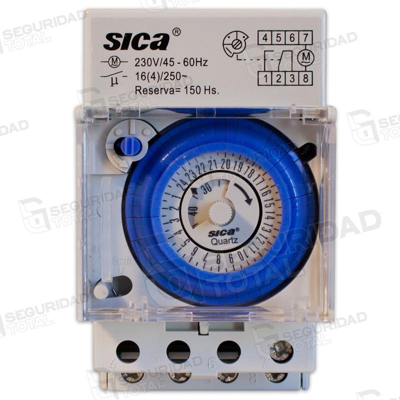 52e35ca8887b Reloj interruptor Horario Automático SICA
